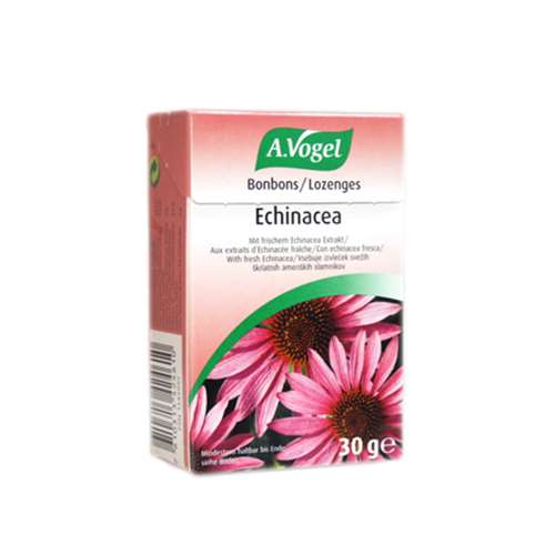 Stockists of A. Vogel Echinacea Lozenges 30g