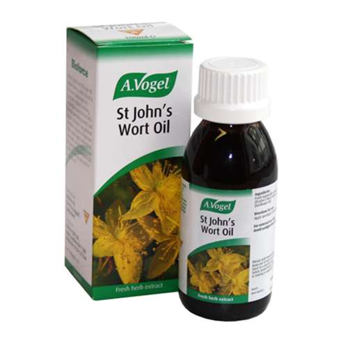 Bioforce St John's Wort Oil 100ml