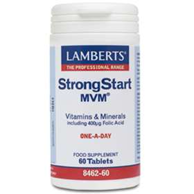 Lamberts StrongStart MVM 60 tablets