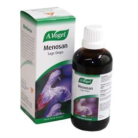 A. Vogel Menosan Sage Drops 100ml