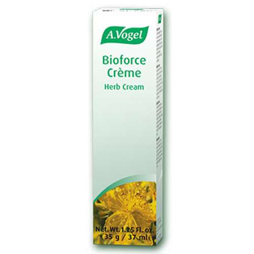 Stockists of A. Vogel Bioforce Creme 35g
