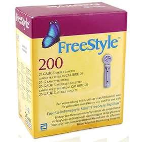 Freestyle Blood Glucose Lancets 200 Expresschemist Co
