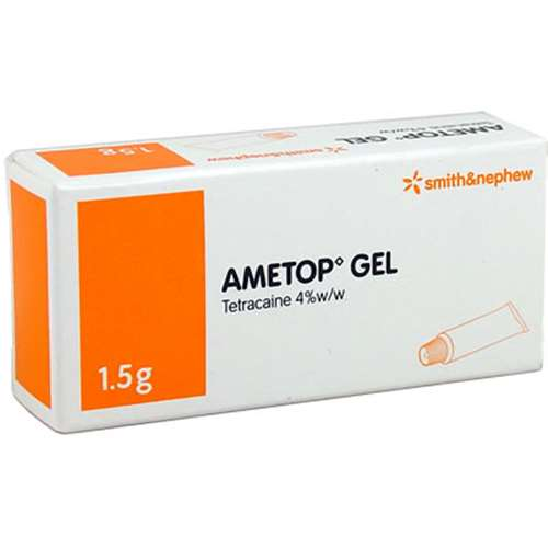 Image of Ametop Gel 4% 1.5g