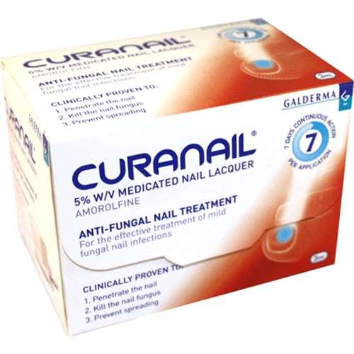 Image of Loceryl Curanail 5% Nail Lacquer