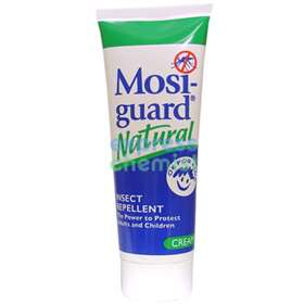 Mosi-guard Natural Insect Repellent Cream 100ml
