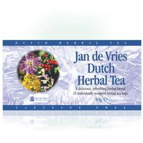 Bioforce Jan de Vries Dutch Herbal Tea 30x2g