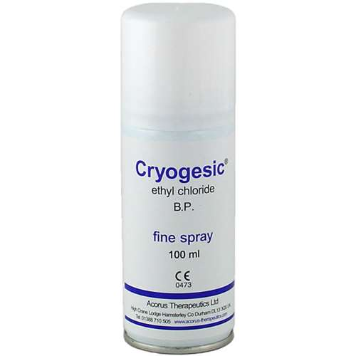 Image of Cryogesic Fine Spray 100ml