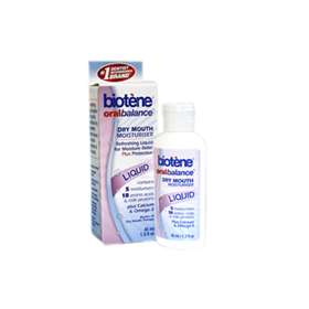 Biotene Oral Balance Dry Mouth Moisturising Liquid 45ml