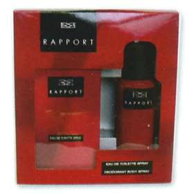 Rapport for Men 100ml EDT + 150ml deodorant spray gift set