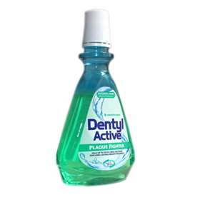 Dentyl Active Plaque Fighter Smooth Mint Mouthwash 500ml