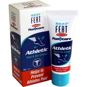 Neat Feat Athletic Foot and Toe Cream 40g