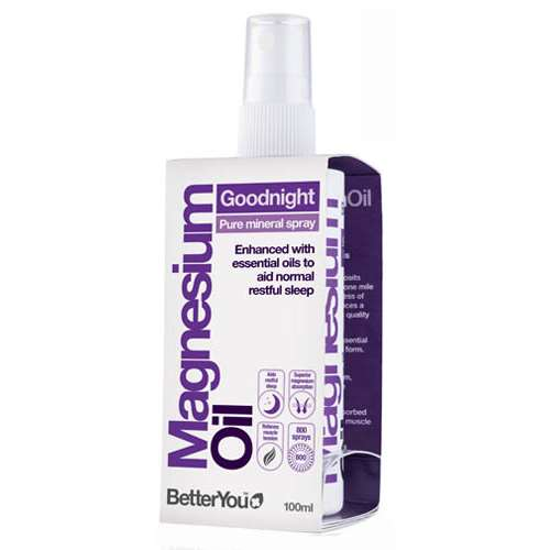 Image of BetterYou Magnesium Oil Goodnight Spray 100ml