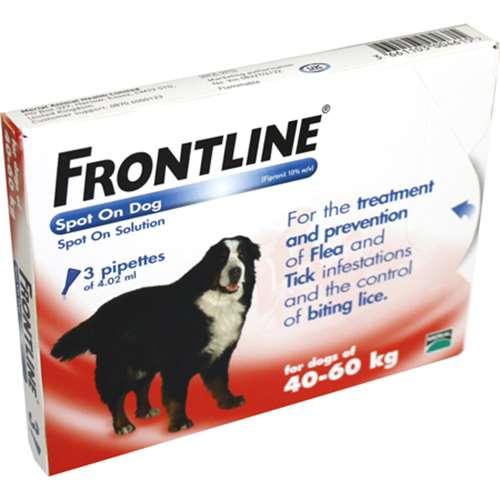 Frontline Spot On Dog 4060kg 3