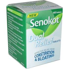 Senokot Dual Relief Tablets 40