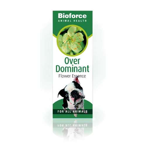 Image of Bioforce Animal Health Over Dominant Essence for Animals