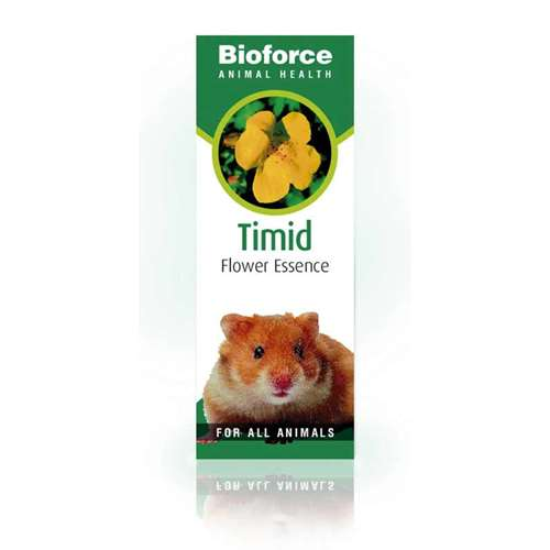 Image of Bioforce Timid Essence for Animals 30ml