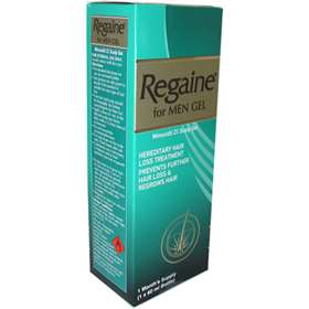 Regaine For Men Gel 60ml
