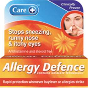 Care Allergy Defence 500mg
