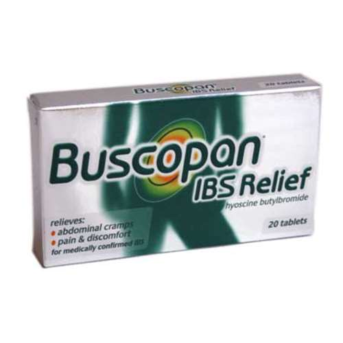 Image of Buscopan IBS Relief Tablets (20)