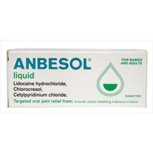 Image of Anbesol Liquid 15ml