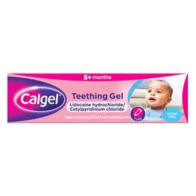 Calgel Teething Gel 10g