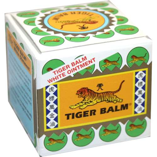 Tiger Balm White (Regular Strength) 19g
