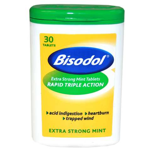 Bisodol Extra Strong Mint Pot (30)