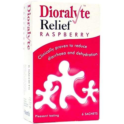 Dioralyte Relief Raspberry (6)