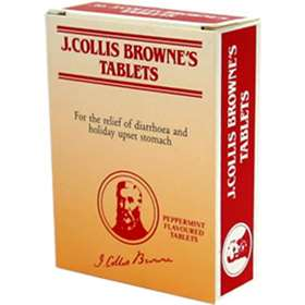J Collis Browne's Tablets 36x