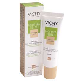 Vichy NormaTeint Foundation Gold 45 30ml