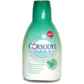 Corsodyl Daily Defence Mouthwash 500ml