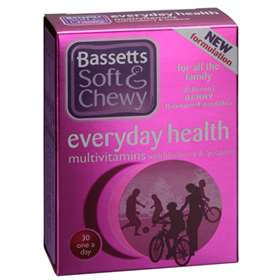 Bassett's Soft & Chewy Multivitamin Berry (30)
