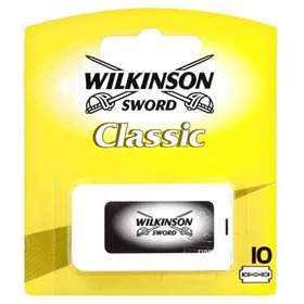 Wilkinson Sword Classic Replacement Blades x10