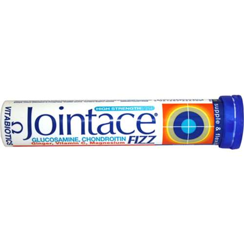 Jointace Fizz - Chondroitin & Glucosamine 20 Tablets