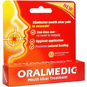 Oralmedic® Mouth Ulcer Treatment