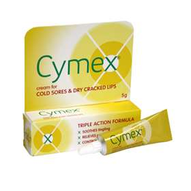 Cymex® Cold Sore Cream 5g