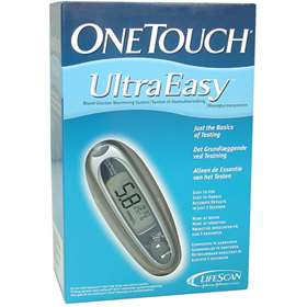 Lifescan Onetouch Ultraeasy Blood Glucose Monitor