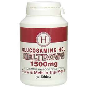 Meltdown Glucosamine HCL 1500mg (30)