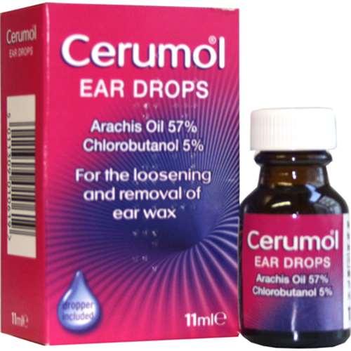 Image of Cerumol Ear Drops 11ml