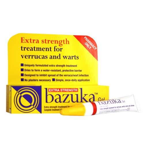 Image of Bazuka Extra Strength Gel 5g