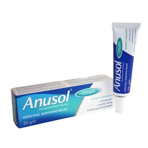 Image of Anusol Cream 23g