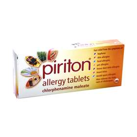 Piriton Allergy Tablets 30