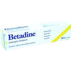 Betadine Ointment 80g