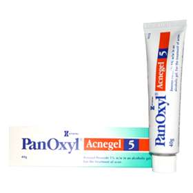 Panoxyl 5 Acnegel 40g - ExpressChemist.co.uk - Buy Online