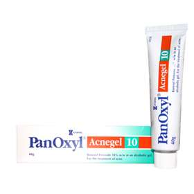 Panoxyl 10 Acnegel 40g - ExpressChemist.co.uk - Buy Online
