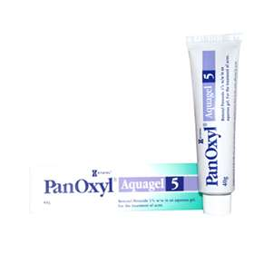 Panoxyl 5 Aquagel 40g - ExpressChemist.co.uk - Buy Online