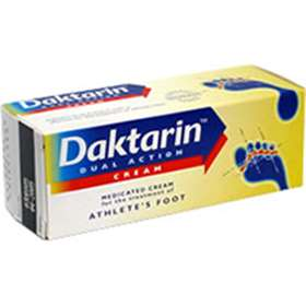 Daktarin Aktiv - Dual Action Cream 15g