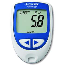 Accu Chek Advantage Blood Glucose Monitor Expresschemist