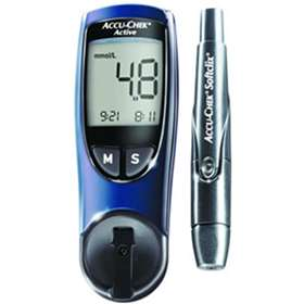 Accu Chek Active Blood Glucose Monitor Expresschemist Co
