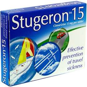 Stugeron 15 Tablets